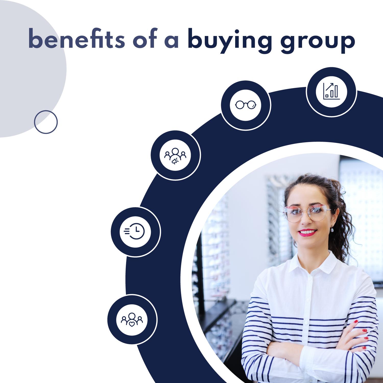 Optical Buying Group Benefits